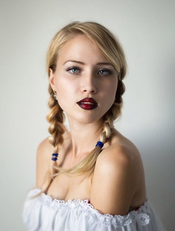 Красивые и очаровательные девушки из соцсетей 6