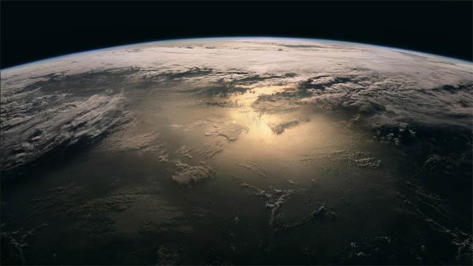 Красивые картинки земли из космоса - для детей, прикольные 10