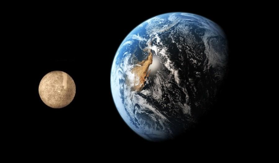 Красивые картинки земли из космоса - для детей, прикольные 15
