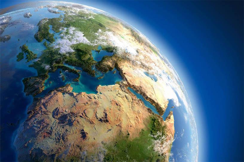 Красивые картинки - планета Земля для детей, смотреть бесплатно 2