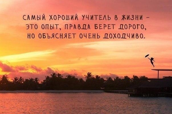 Красивые картинки с цитатами про жизнь - читать бесплатно 9