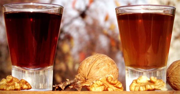 Перегородки грецких орехов - лечебные свойства и противопоказания 3