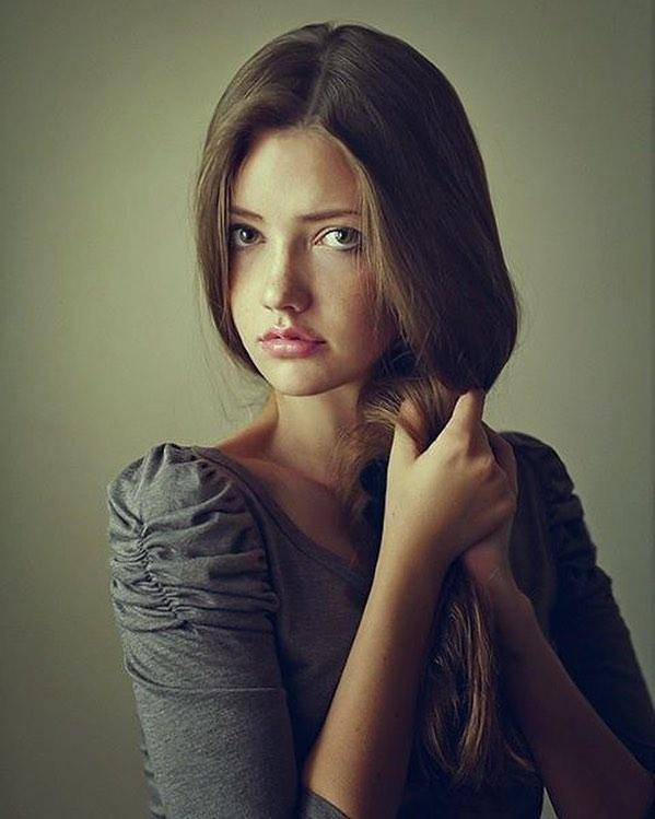 Подборка очень милых и красивых девушек - смотреть бесплатно 12