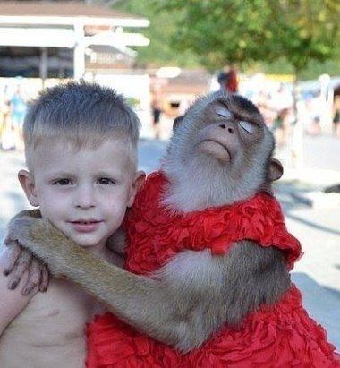 Прикольные, смешные и забавные фото детей - смотреть бесплатно 1