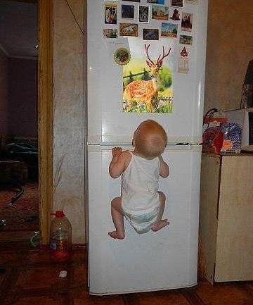 Прикольные, смешные и забавные фото детей - смотреть бесплатно 8