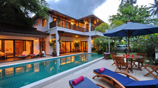 Удивительные и красивые дома - фото внутри и снаружи 12