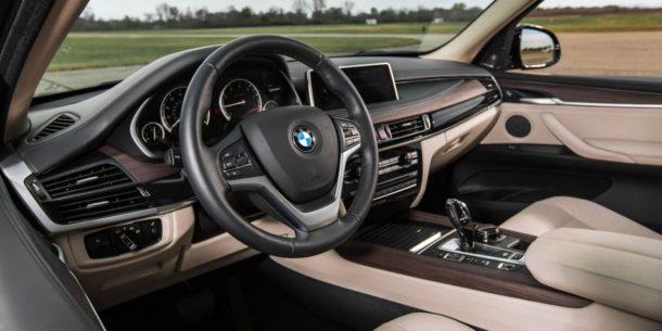 BMW x5 2017 года - новая модель, фото, красивые, салон 1