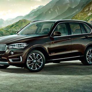 BMW x5 2017 года - новая модель, фото, красивые, салон 10