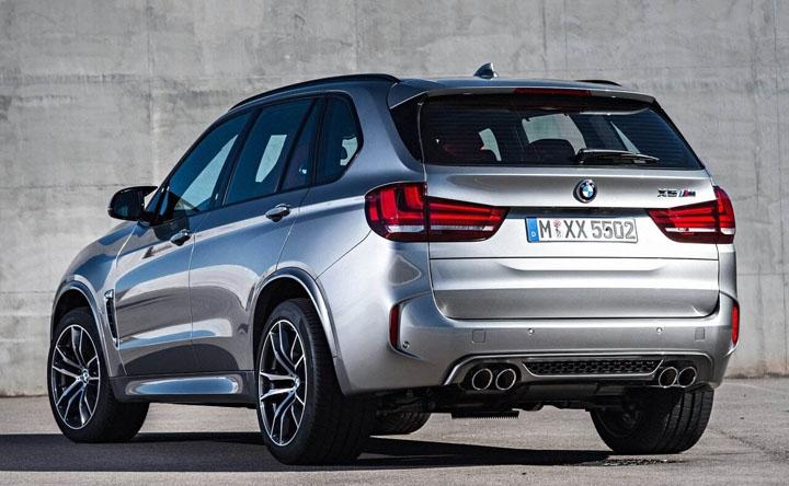 BMW x5 2017 года - новая модель, фото, красивые, салон 6