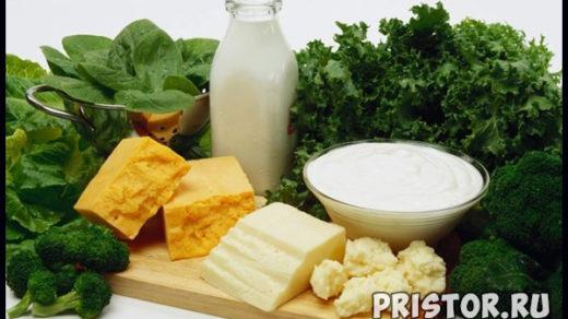 12 продуктов с содержанием кальция - список лучших продуктов 2