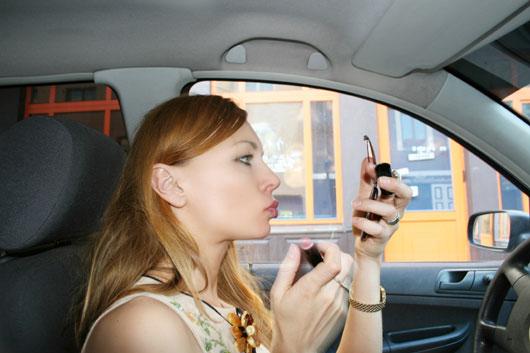 Женщина за рулем фото - веселые, забавные, смешные 6