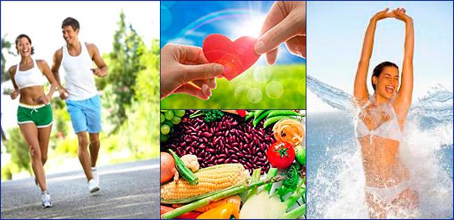 Здоровый образ жизни - картинки для детей, красивые, прикольные 12