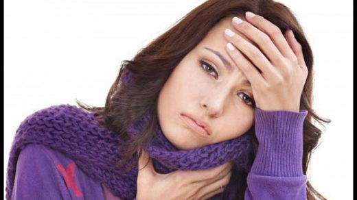 Как вернуть голос при простуде - быстро в домашних условиях 2