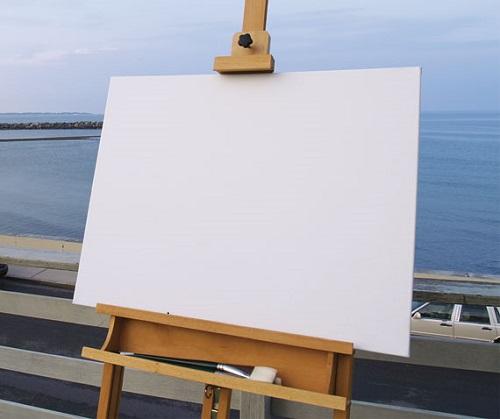 Как рисовать акриловыми красками на холсте, бумаге, советы 2
