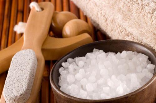Как сделать ванночки с морской солью для ног в домашних условиях 2