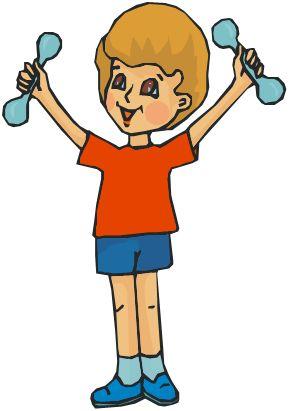 Красивые картинки - Здоровый образ жизни для детского сада 4