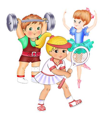 Красивые картинки - Здоровый образ жизни для детского сада 6