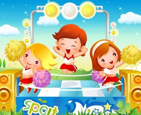 Красивые картинки - Здоровый образ жизни для детского сада 8