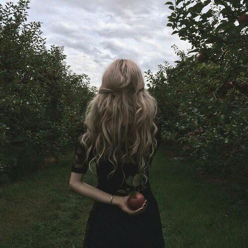 Красивые картинки на аватарку для девушек блондинок - скачать бесплатно 15