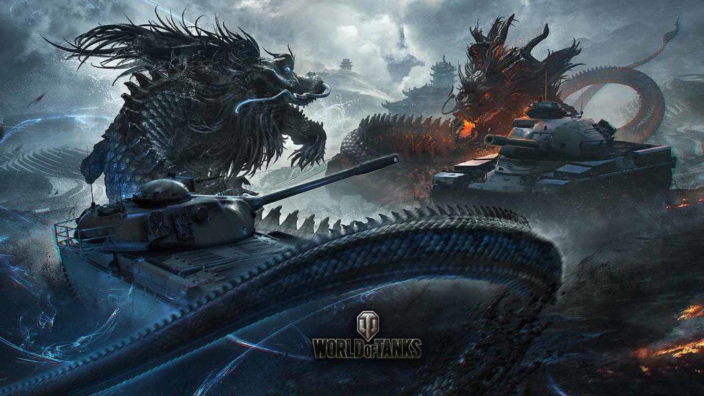 Красивые картинки танков World Of Tanks - смотреть бесплатно 1