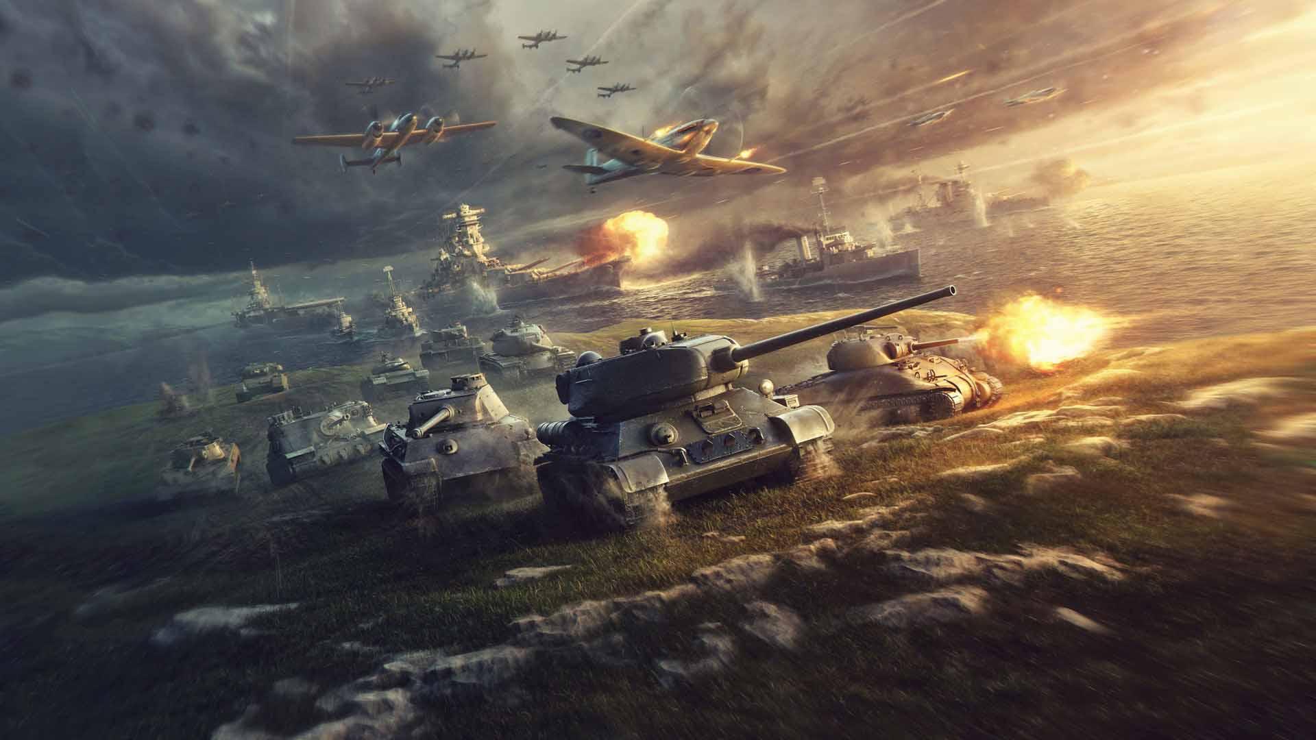 Красивые картинки танков World Of Tanks - смотреть бесплатно 10