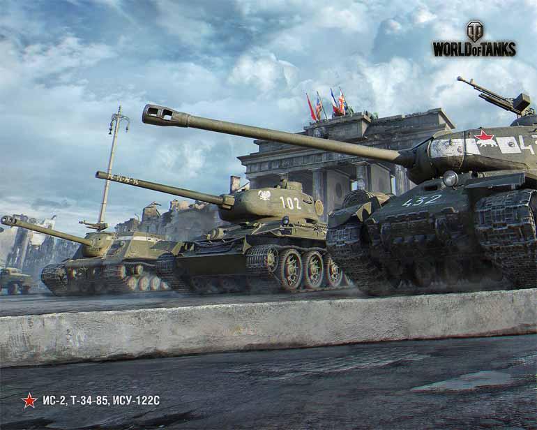 Красивые картинки танков World Of Tanks - смотреть бесплатно 11