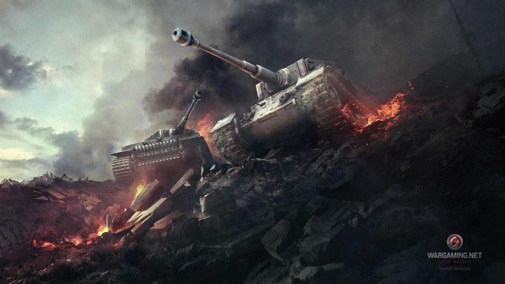 Красивые картинки танков World Of Tanks - смотреть бесплатно 6