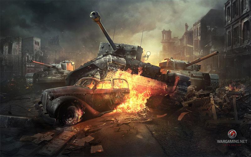 Красивые картинки танков World Of Tanks - смотреть бесплатно 8