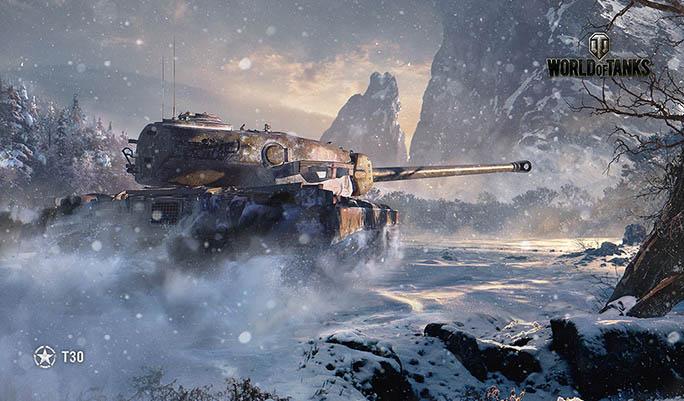 Красивые картинки танков World Of Tanks - смотреть бесплатно 9