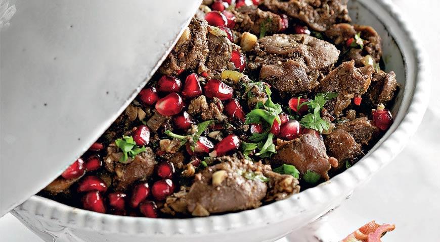 Курица по-грузински - рецепт пошаговый с фото в домашних условиях 2