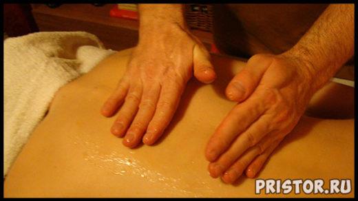 Медовый массаж для похудения живота в домашних условиях 2