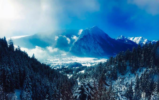 Очень красивые картинки природы - смотреть, скачать бесплатно 6