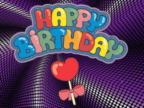 Прикольные и смешные картинки С Днем Рождения девушке - скачать бесплатно 6