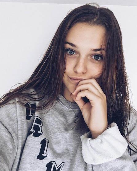 Скачать фотографии красивых девушек, милых девушек 15
