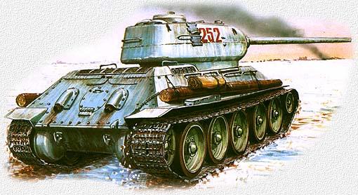 Танк т-34 картинки - красивые, прикольные, классные, крутые 6