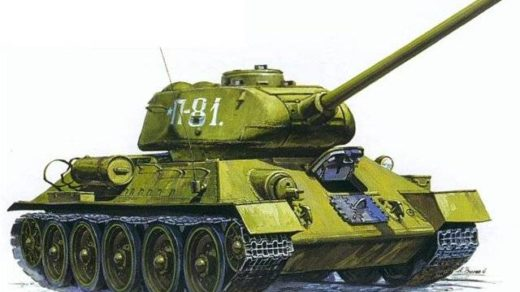 Танк т-34 картинки - красивые, прикольные, классные, крутые 9