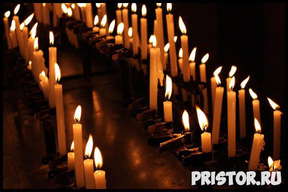 Чем отличается восковая свеча от парафиновой, польза и вред 1