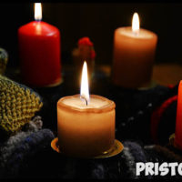 Чем отличается восковая свеча от парафиновой, польза и вред 3