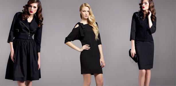 Черный цвет в одежде - применение, плюсы и минусы, как носить 2