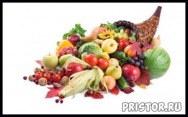 Продукты, вызывающие газообразование в кишечнике, вздутие живота - список 1