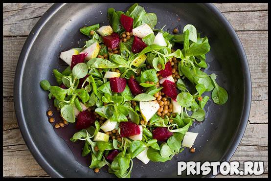 Польза зелени для организма человека - польза салата 4