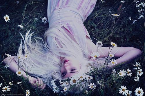 Девушки с цветами - фото на аву, аватарку, скачать бесплатно 1