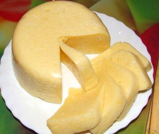 Как приготовить сыр в домашних условиях из творога и молока 3