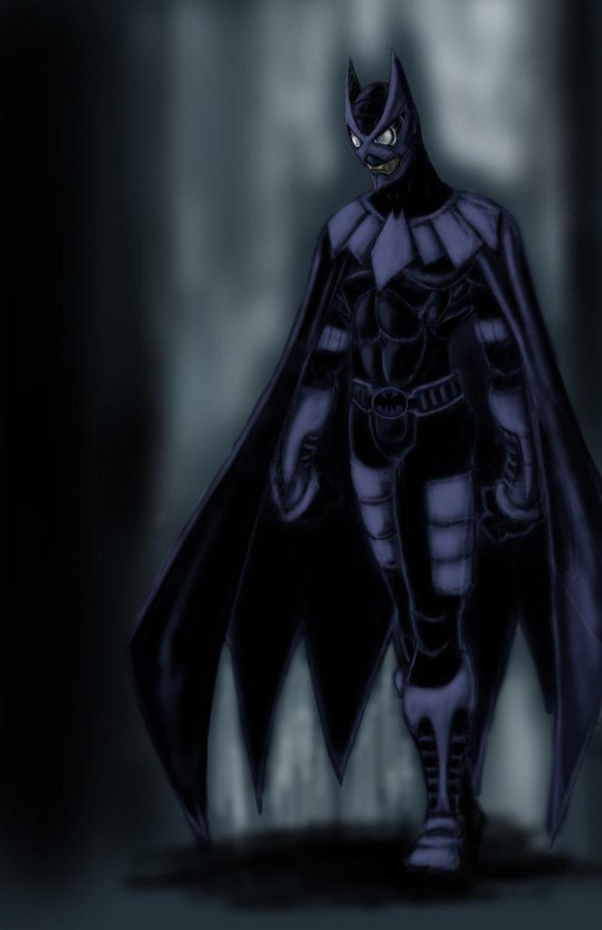 Картинки Бэтмена - прикольные, красивые, классные, крутые 11