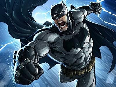 Картинки Бэтмена - прикольные, красивые, классные, крутые 17
