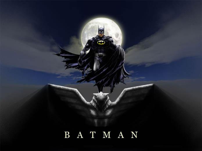 Картинки Бэтмена - прикольные, красивые, классные, крутые 8