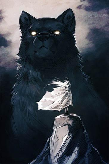 Картинки волков - скачать, смотреть, красивые, прикольные 14