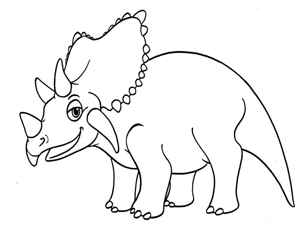 Картинки динозавров для детей - прикольные, красивые, классные 13