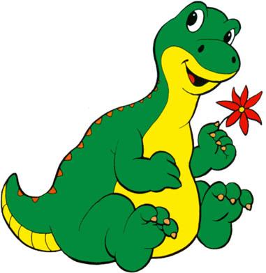 Картинки динозавров для детей - прикольные, красивые, классные 8