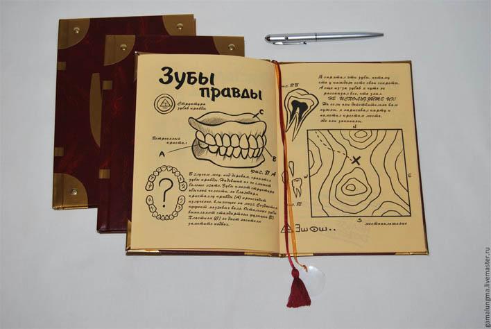 Картинки из дневника Гравити Фолз - очень красивые, прикольные 8